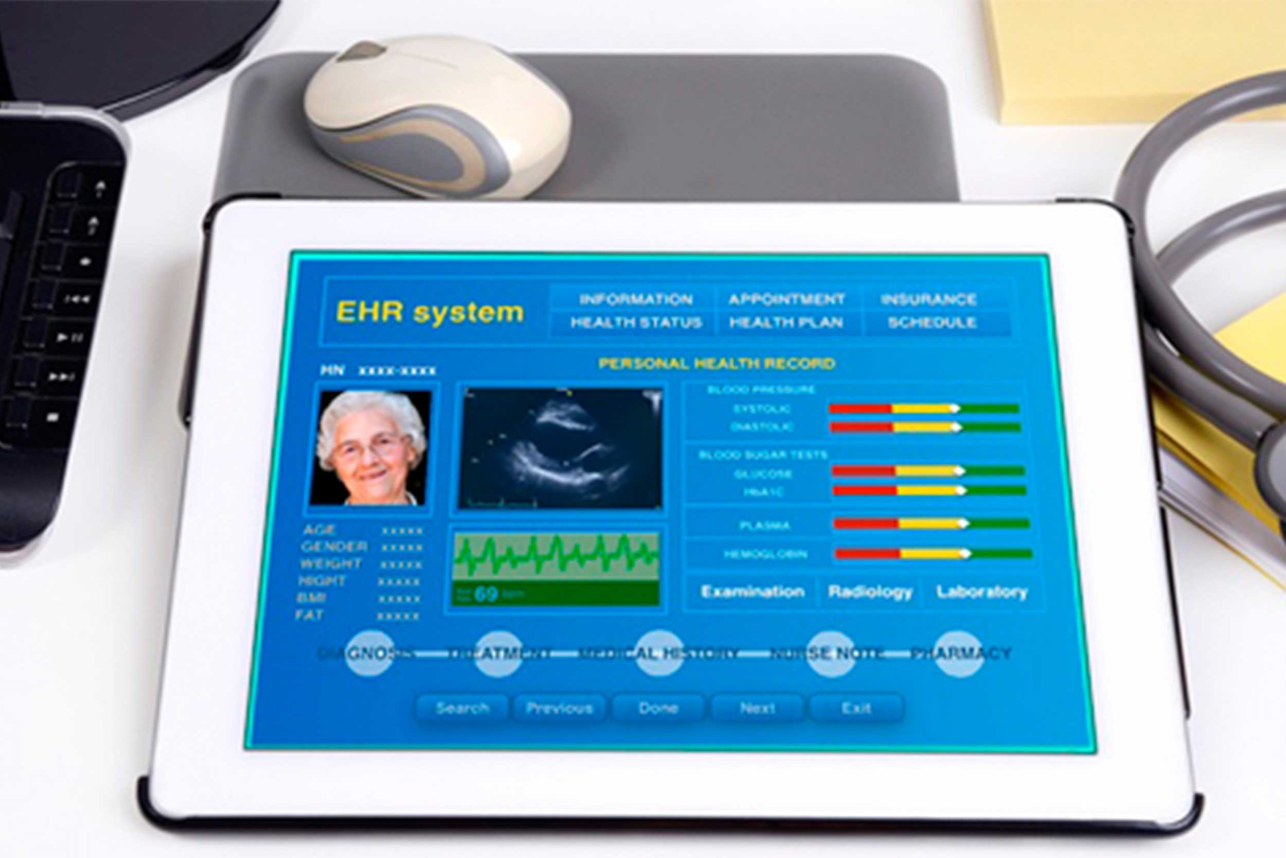 Electronic Health Record (EHR) – Vital for Chronic Care Management